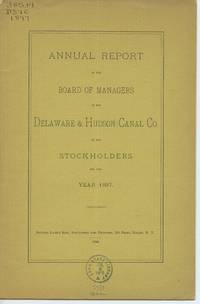 image of Annual Report of the Board of Managers of the Delaware & Hudson Canal Co. to the Stockholders, for the Year 1897