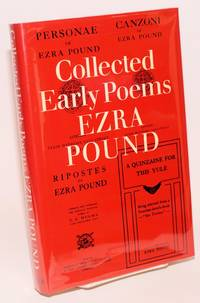 image of Collected Early Poems of Ezra Pound