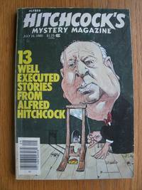 image of Alfred Hitchcock's Mystery Magazine July 16, 1980