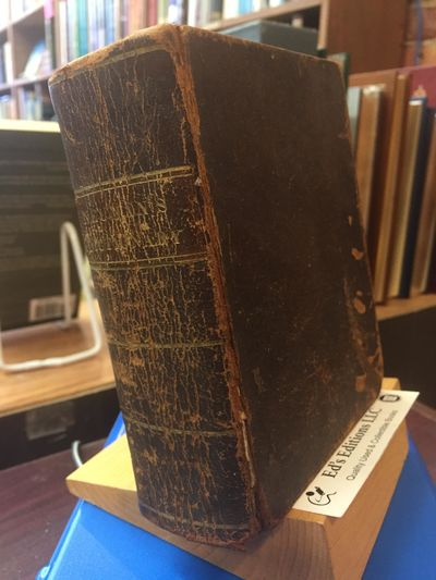 Philadelphia: Carey and Lea, 1831. Hardcover. Good. 1831. Two parts in One- Spanish first part/Engli...
