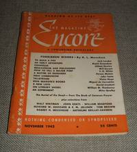 image of The Magazine Encore for November 1942