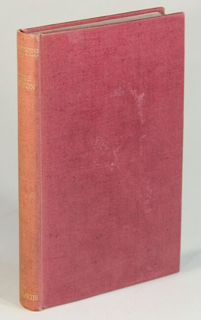 London: The Scholartis Press, 1928. First edition, limited to 100 copies numbered and signed by the ...