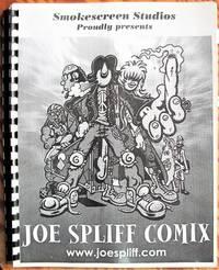 Joe Spliff Comix. Prospectus and Business Report