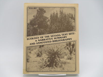 Boulder City, Nv. : Desert Research Institute. , 1976. Tan pictorial wraps. . Spine heel taped, othe...