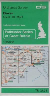 Pathfinder map sheet 1232: Dover