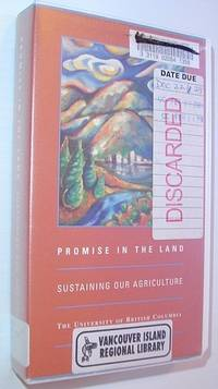 Promise in the Land: Sustaining Our Agriculture - VHS Video Tape in Case