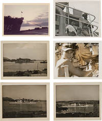 [ANNOTATED VERNACULAR PHOTOGRAPH ALBUM CAPTURING SCENES IN HONG KONG, SAIGON, AND PAGO PAGO EARLY IN THE VIETNAM WAR]