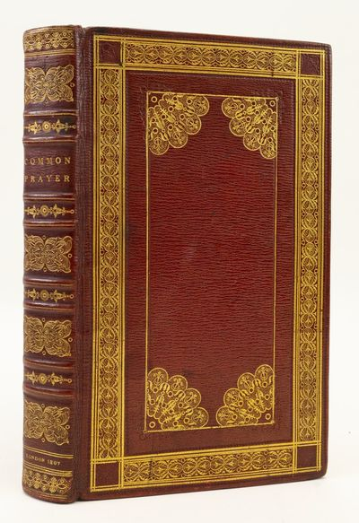 (FORE-EDGE PAINTINGS). THE BOOK OF...