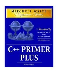 Waite Group's C++ Primer Plus The Waite Group
