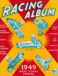Racing Album 1949 West Coast First Annual