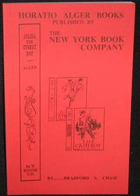 Horatio Alger Books Published By The New York Book Company