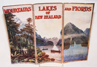 image of Mountains Lakes and Fiords of New Zealand