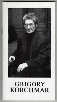 Grigory [Gregory] Korchmar - Official Composer Brochure