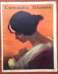 Comoedia Illustré, Revue Parisienne Theatrale Artistique Literaire, 1er Fevrier 1911, 3e...