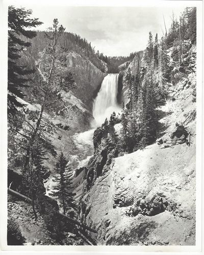 : Haynes, Inc, 1916. Black and white photograph Image has strong contrasts. Haynes number and title ...