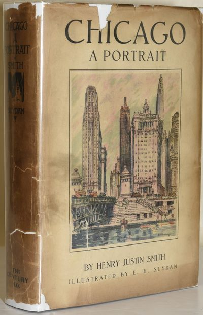 New York: The Century Co, 1931. First Edition. Hard Cover. Very Good binding/Fair dust jacket. A cle...