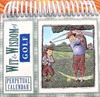 image of The Wit & Wisdom of Golf. Perpetual Calendar