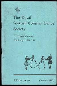image of The Royal Scottish Country Dance Society Bulletin No. 60 October 1982
