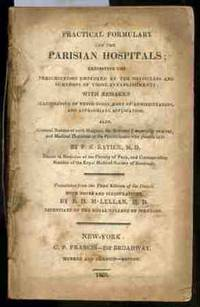 A PRACTICAL FORMULARY OF THE PARISIAN HOSPITALS
