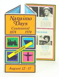 image of Nanaimo Days Centennial 1874-1974, August 12-17, 1974 - Entertainment Schedule