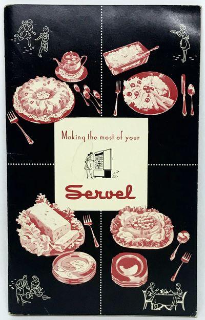 Evansville, Indiana: Servel, Inc., 1947. Staplebound. Black illustrated wraps. Very good. 47 pages. ...