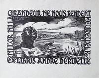 image of Ex-libris France. André Deruelle