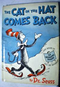 THE CAT IN THE HAT COMES BACK *SIGNED*