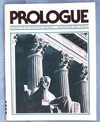 Prologue: Journal of the National Archives Winter 1984