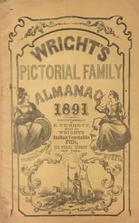 Wright's Pictorial Family Almanac 1891