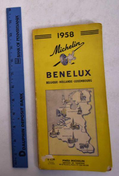 Paris: Manufacture Francaise des Pneumatiques Michelin, 1958. Paperback. G-. Wear, rubbing to covers...