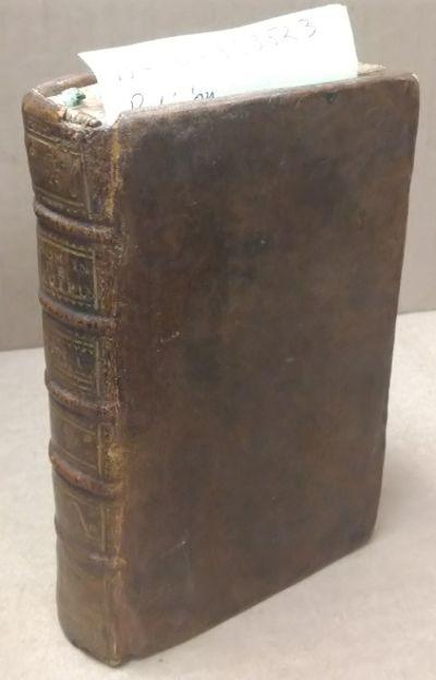 A la Haye: Chez la Veuve de Charles Le Bier, 1738. Nouvelle edition, augmentee. Hardcover. 18mo; Nou...