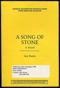 image of A Song of Stone