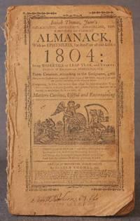 ISAIAH THOMAS JUNR'S MASSACHUSETTS, CONNECTICUT, RHODE ISLAND, NEW HAMPSHIRE & VERMONT...