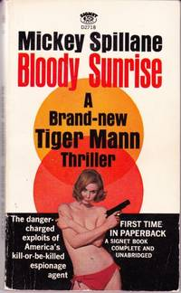 image of Bloody Sunrise (Main character: Tiger Mann.)