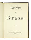 View Image 4 of 4 for Leaves of Grass. Facsimile Edition of the 1855 Text. Inventory #123930