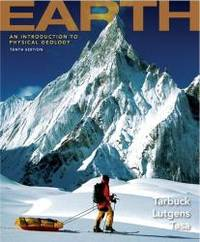 Earth: An Introduction to Physical Geology, Books a la Carte Edition (10th Edition)