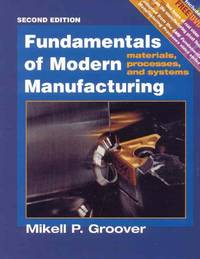 image of Fundamentals of Modern Manufacturing
