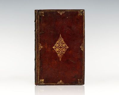 Oxford: Clarendon Press, 1828. Nineteenth century Book of Common Prayer. Octavo, bound in contempora...