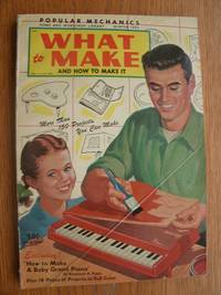 image of Popular Mechanics What to Make and How to Make it - Winter 1953