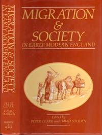 Migration and Society in Early Modern England