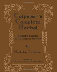 image of Culpeper's Complete Herbal: Updated With 117 Modern Herbs