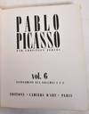 View Image 3 of 7 for Pablo Picasso, Volume 6, Supplement Aux Volumes de 1 A 5 Inventory #176562