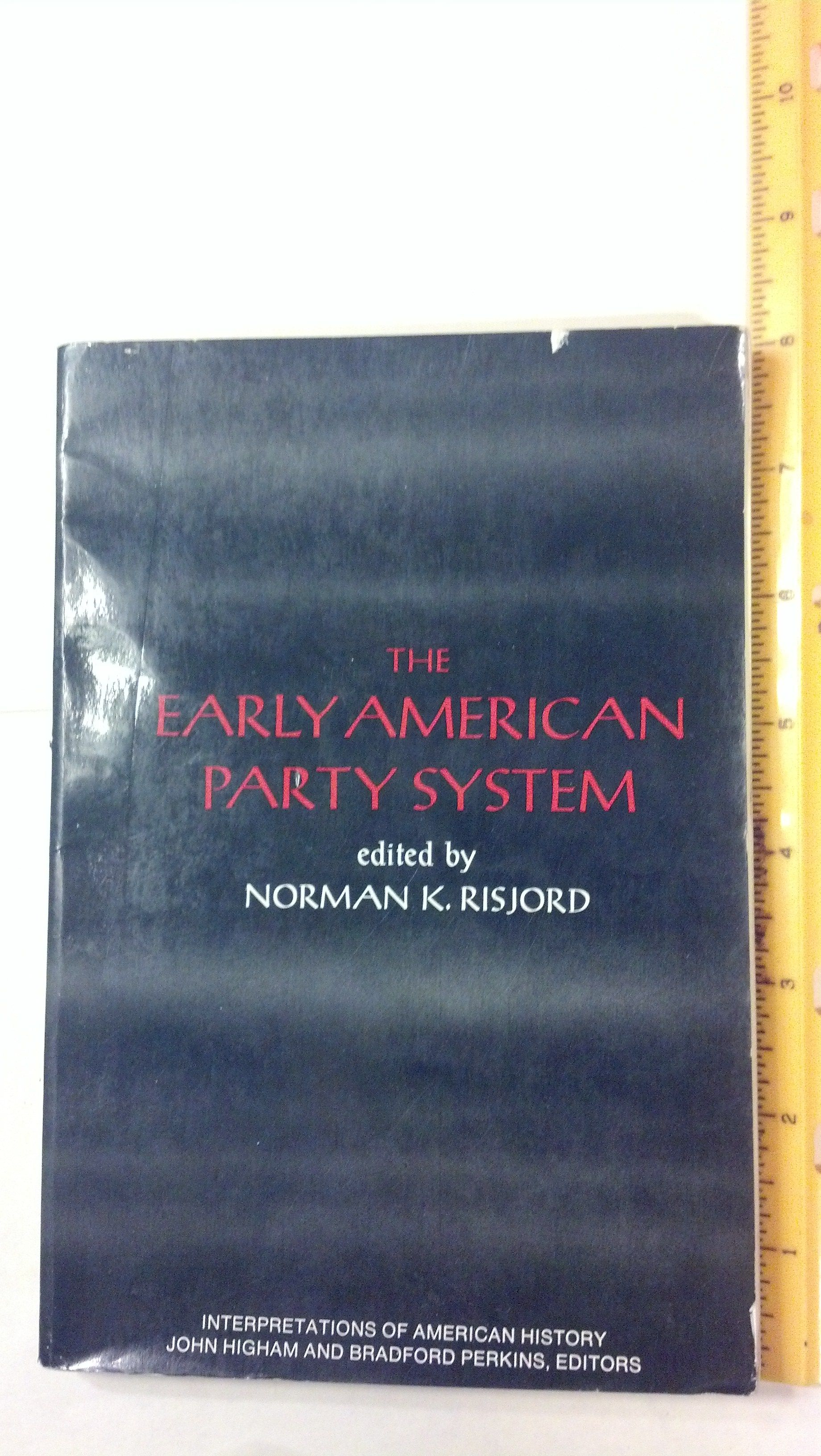 the first american party system essay Political parties in the united states are  the first two-party system  often favoring policies that aid american business interests as a party whose.