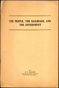 The People, The Railroads, and The Government