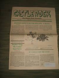 image of Castle Rock Volume 1 No.12 Stephen King Newsletter December 1985 Silver Bullet