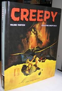 Creepy Archives Volume 13 (thirteen): Collecting Creepy 60 - 63