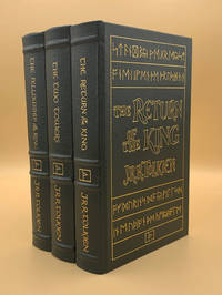 The Lord of the Rings Trilogy: The Fellowship of the Ring, The Two Towers, The Return of the King (3 Volumes)