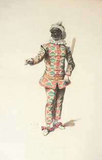 Masques et bouffons (comédie italienne). Textes et dessins par Maurice Sand, gravures par A. Manceau. Préface par George Sand.