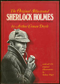 ORIGINAL ILLUSTRATED SHERLOCK HOLMES 37 Short Stories and a Complete Novel  from the Strand Magazine