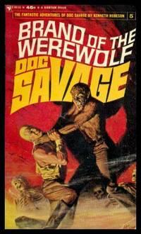 BRAND OF THE WEREWOLF - Doc Savage 5